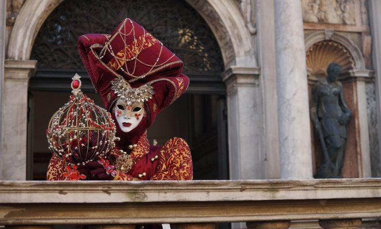 Carnevale 2020 a Venezia