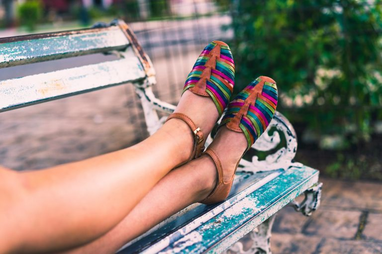 Scarpe Estive Colorate