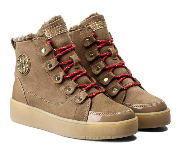 scarpa donna Guess dina sue12 BROWN FLDIN4SUE12BROWN.40