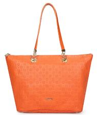 - POLLINI Embossed Heritage Shopping bag a spalla