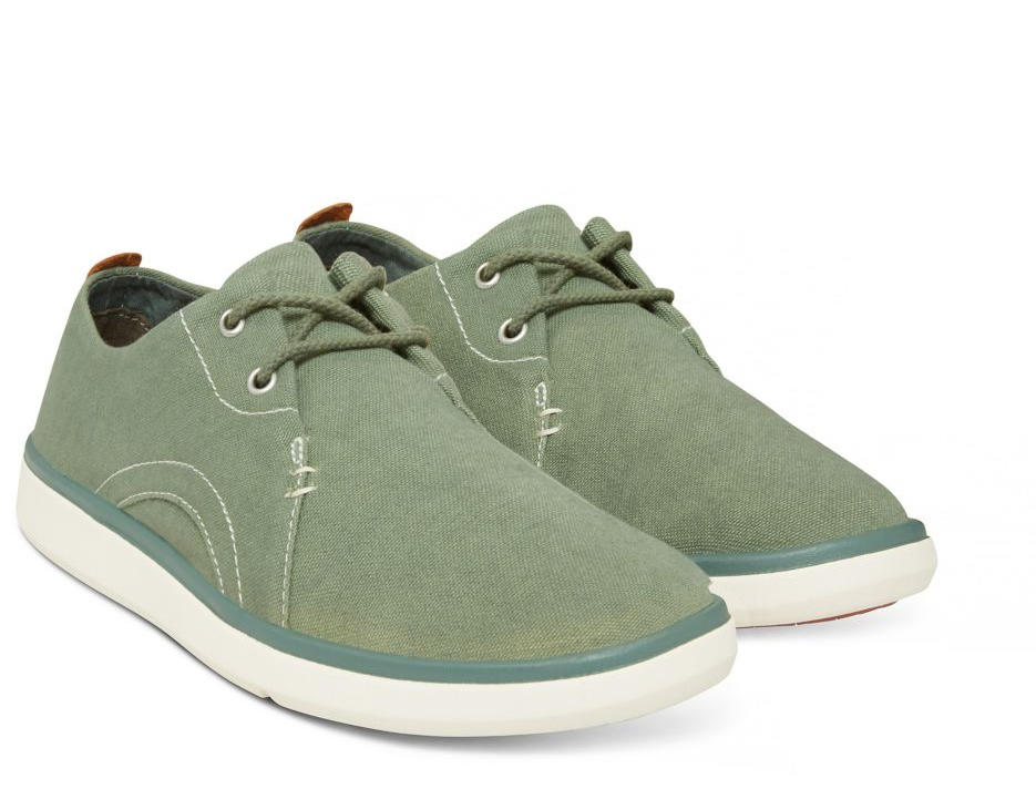 Pier Tela Duckgreen Timberland Gateway Sneakers CasualIn 8k0nwOPX