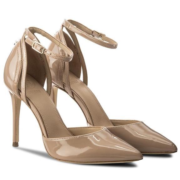 scarpa donna Guess bailee decollete Nude FLBAI1PAF08NUDE.40