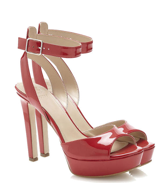 scarpa donna Guess catory2 sandalo RED FLCT21PAF03RED.39