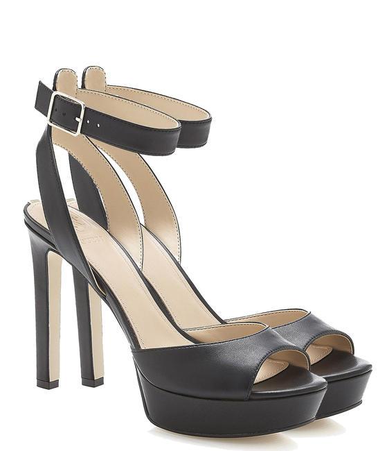 scarpa donna Guess catory sandalo BLACK FLCTR1LEA03BLACK.39