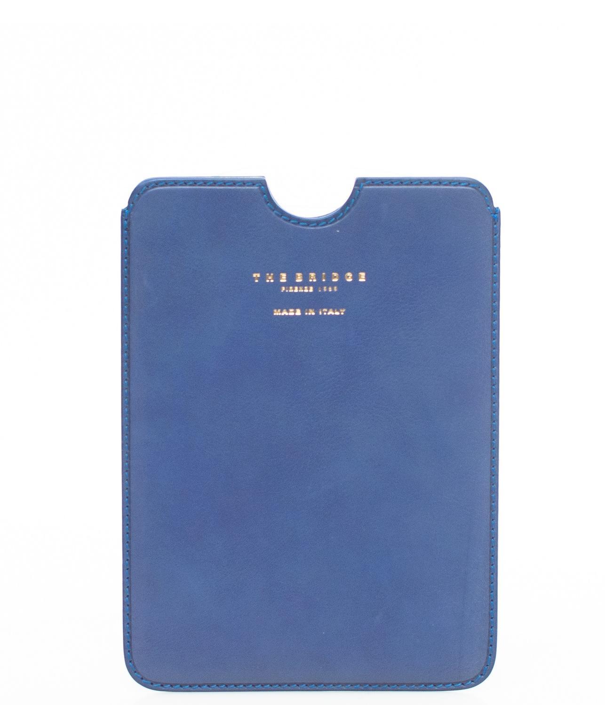 4a910a98c9 Custodia Per Tablet The Bridge Porta Ipad Mini Blu Elettrico ...