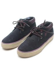 - Sneakers U.S. POLO ASSN. WESLEY, in suede