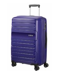 - Trolley AMERICAN TOURISTER SUNSIDE, misura media, espandibile