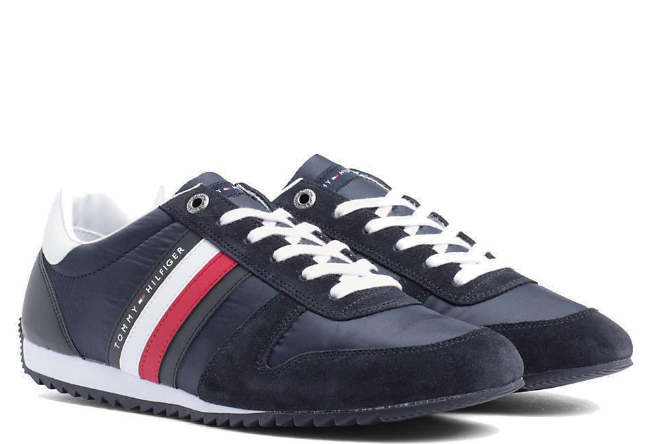 fbbcfeed644f Sneakers Tommy Hilfiger Branson Runner Midnight - Acquista A Prezzi ...