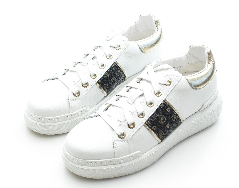 b0e8c50424 Sneakers Alte Pollini Heritage Nuke Nero Platino Bia - Acquista A ...