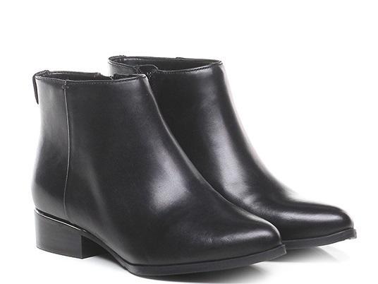 100% autentico amazon scarpe casual Stivaletti Bassi Guess Verneta, In Pelle Nero - Acquista A Prezzi ...