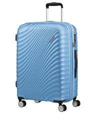 Trolley Rigidi - Trolley AMERICAN TOURISTER Linea JETGLAM, misura media, espandibile