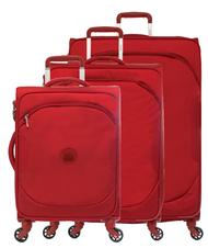 Set Trolley - Set Trolley DELSEY U-LITE CLASSIC, cabin+medio+grande