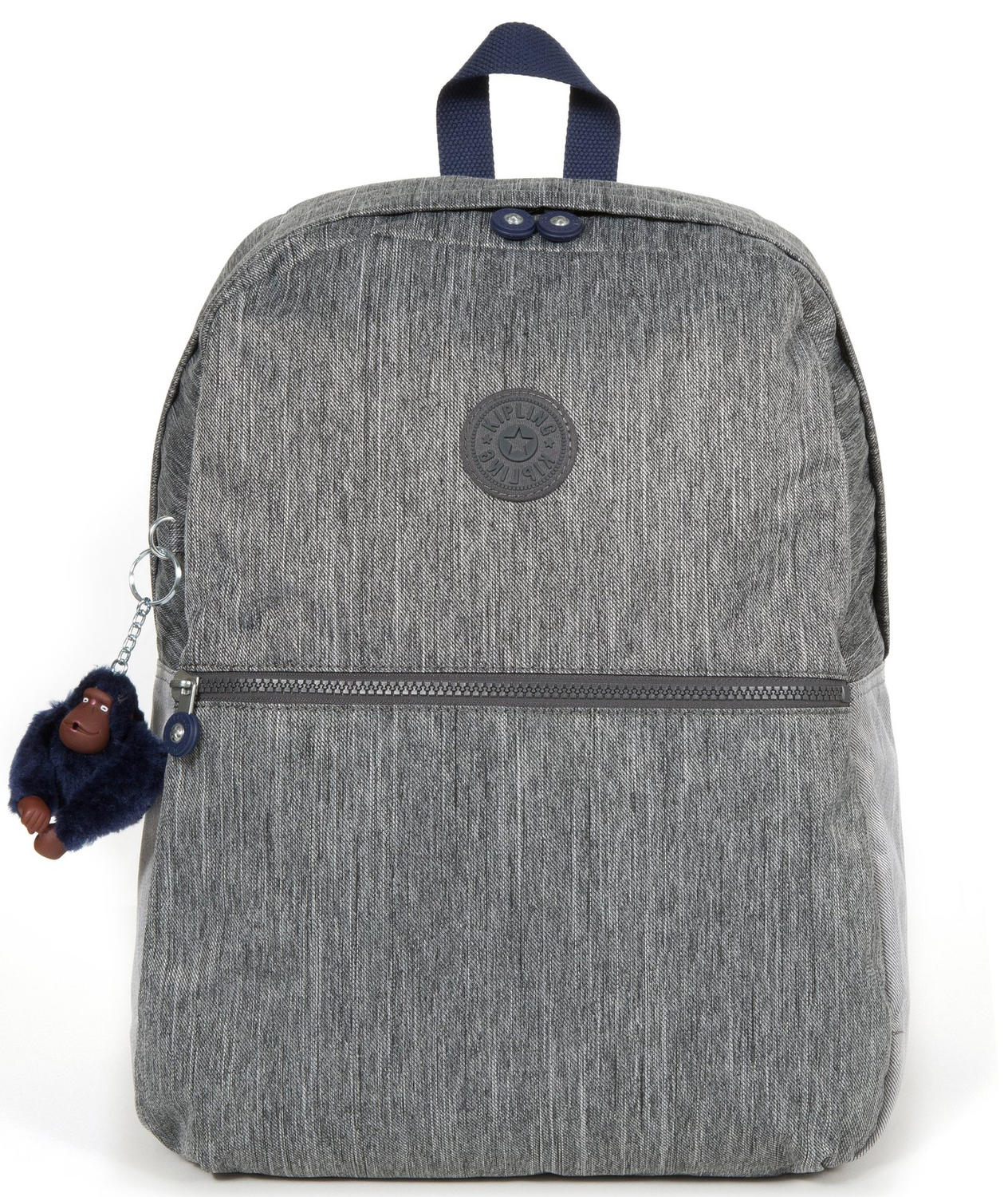 Zaino Kipling Emery Ash Denim Bl Acquista A Prezzi Outlet!