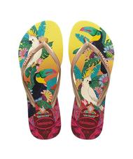 Scarpe Donna -  Infradito SLIM TROPICAL