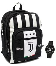 - JUVENTUS BIG PLUS Zaino con orologio incluso