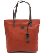 - TIMBERLAND  NEW BERRY Shopping bag in tessuto goffrato e pelle