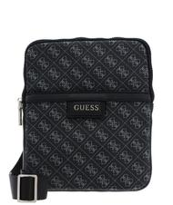 - GUESS DAN LOGO Borsello piatto