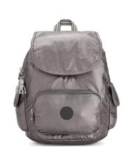 Borse Donna - KIPLING CITY PACK S METALLIC Zaino