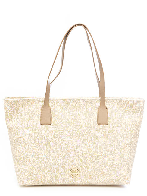 - BORBONESE LARGE Shopping bag