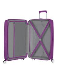 - Trolley AMERICAN TOURISTER SOUNDBOX, misura media, espandibile