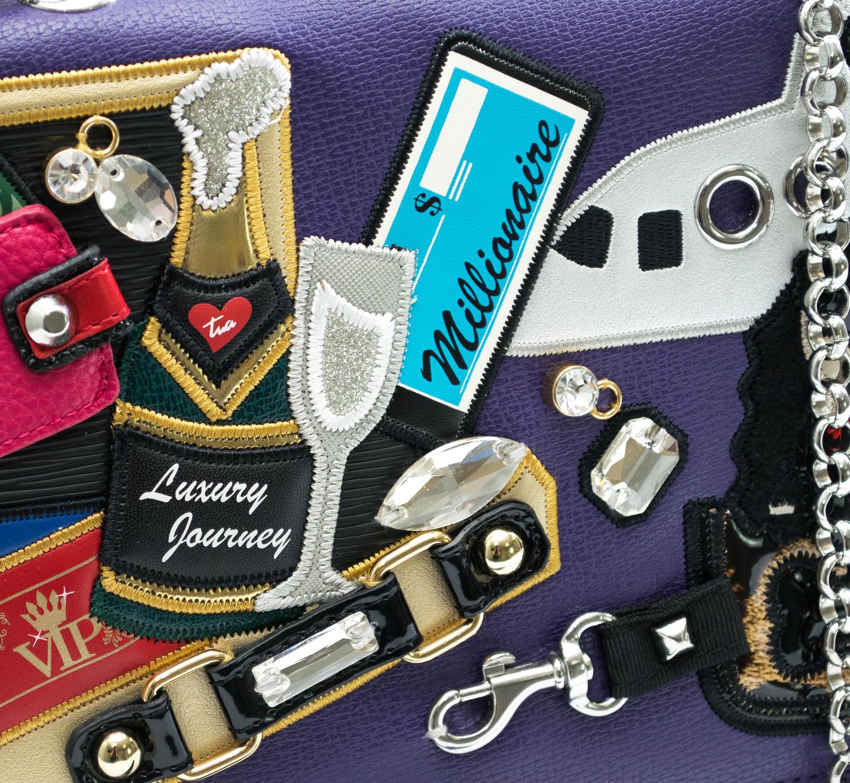 7dabb7e5e7 Braccialini Tua Luxury Journey Borsa A Spalla, A Tracolla Unico ...
