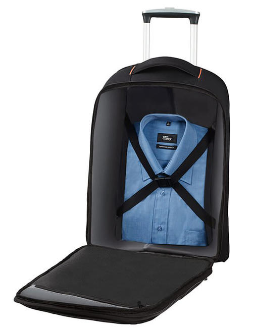 - Zaino Trolley AMERICAN TOURISTER AT WORK, porta tablet e PC 15.6""