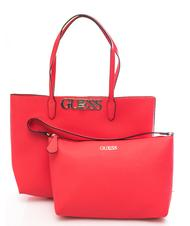 - GUESS  UPTOWN CHIC BARCELONA Shopping bag con pochette