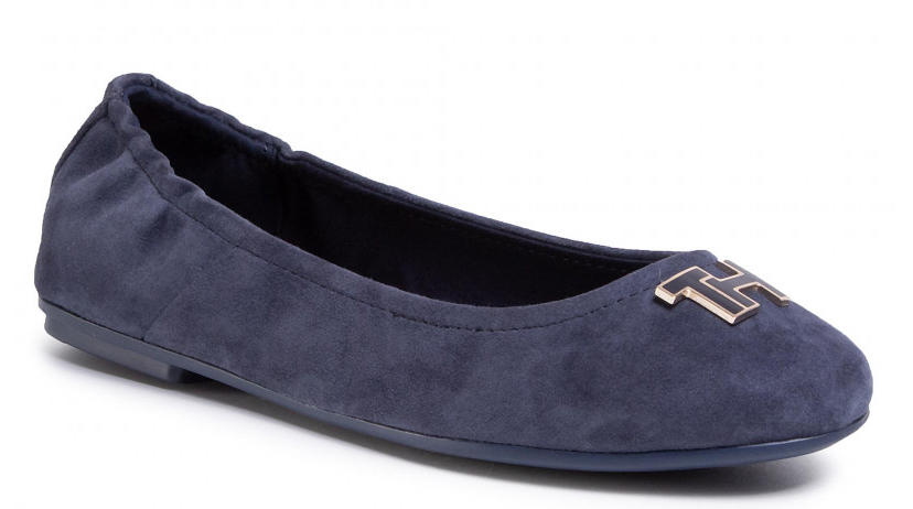 Scarpe Donna -  TH Ballerine in pelle