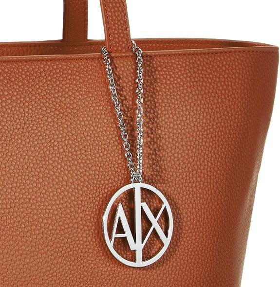 - A|X ARMANI EXCHANGE Shopping bag a spalla
