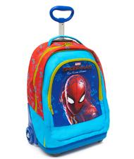 Zaini con carrello - SPIDERMAN SEVEN Spiderman Zaino con carrello