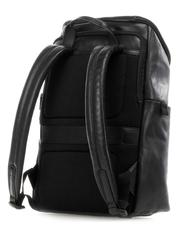 - SAMSONITE ASTERISM Zaino in pelle, porta pc 15.6""
