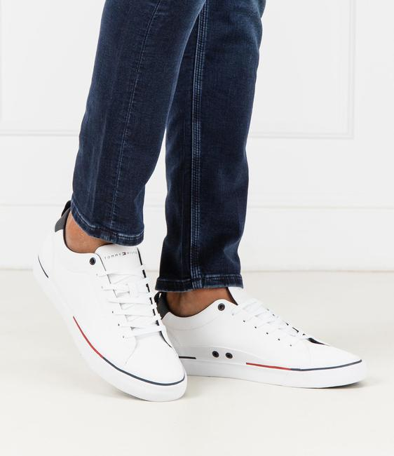- TOMMY HILFIGER CORPORATE Sneakers basse