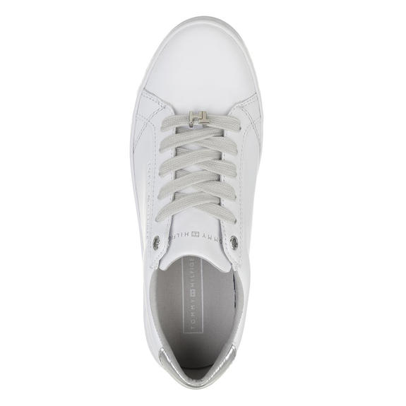 - TOMMY HILFIGER CASUAL Sneakers in pelle