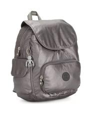 - KIPLING CITY PACK S METALLIC Zaino