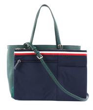 - TOMMY HILFIGER  HONEY MEDIUM Shopping bag con porta pc estraibile