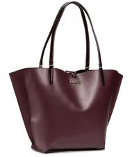 - GUESS ALBY TOGGLE Shopping bag reversibile, con pochette