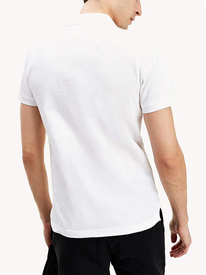 T-shirt Uomo -  Polo stretch uomo slim fit