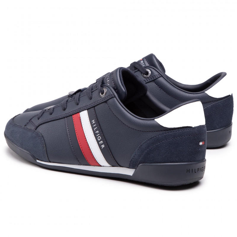 Scarpe Uomo -  CORPORATE CUPSOLE Sneakers in pelle