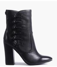 - Stivaletti GUESS LUCENA BOOTIE, in pelle