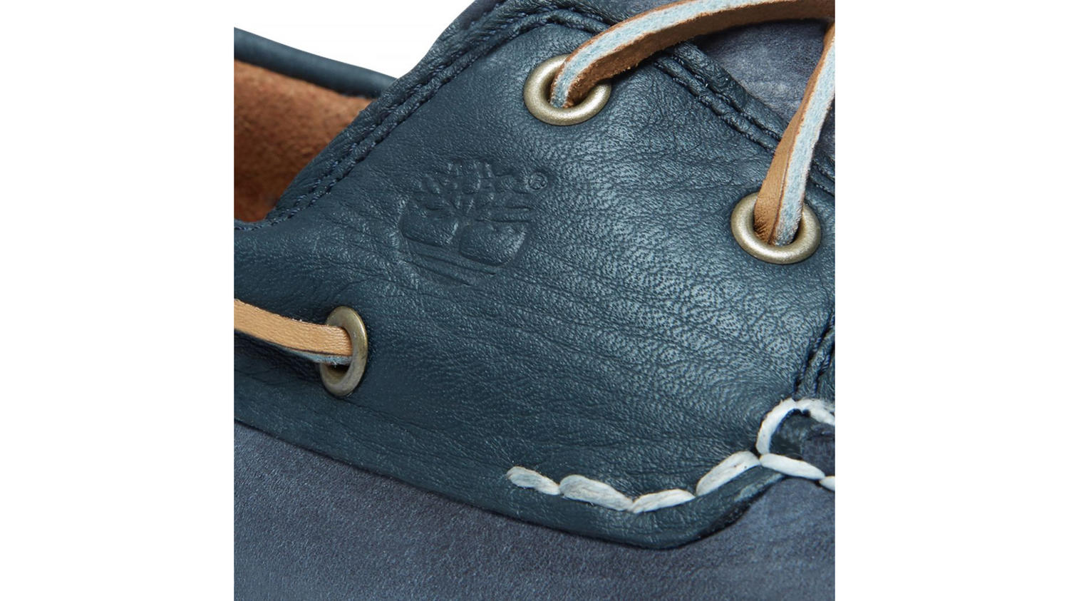 1fc8986fba Scarpe Da Barca Timberland Earthkeepers® Heritage, In Pelle Navyblue ...