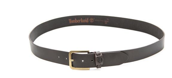 miniatura 2 - cintura uomo Timberland man leather belt cocoa M4890968XL