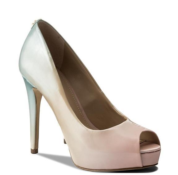 scarpa donna Guess hadie10 spuntato pink FLHDE1PAF07PINK.39