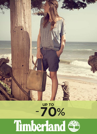 Timberland up to 70%