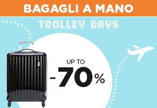 16bc47437d Le Sac: Outlet Online Valigie, Trolley, Borse & Accessori Da Viaggio